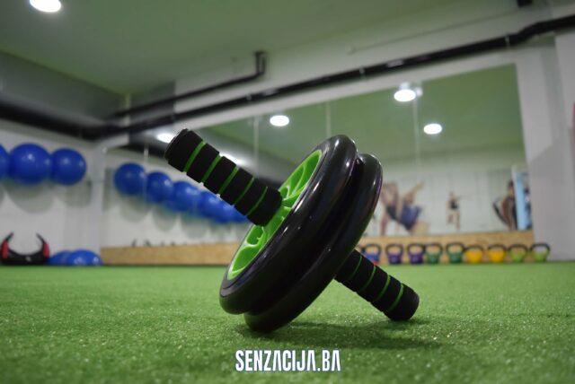 U HL Gym-u na 500 m2 treniraju košarkaški, fudbalski i